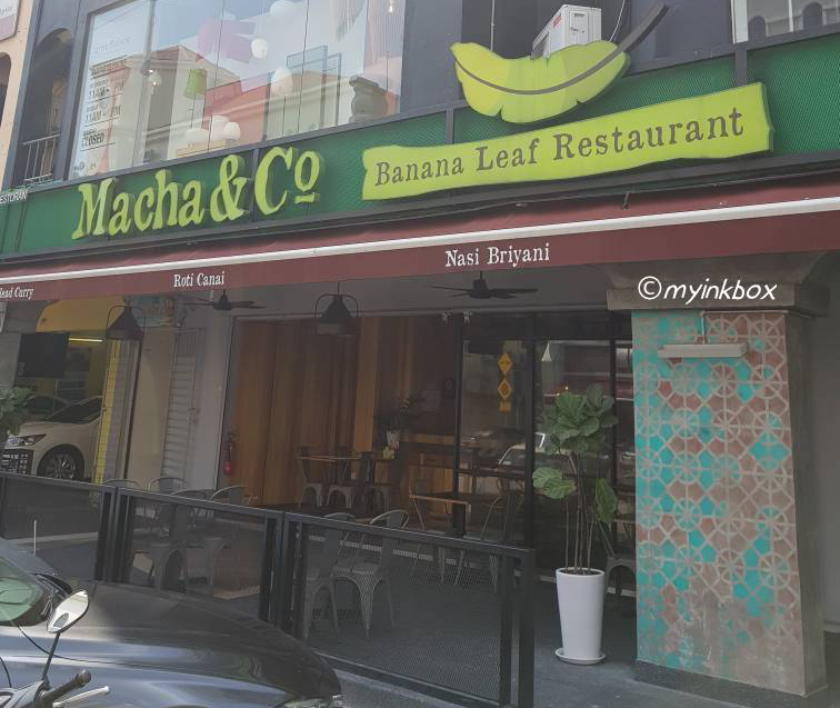 Macha & Co. @ Kota Damansara