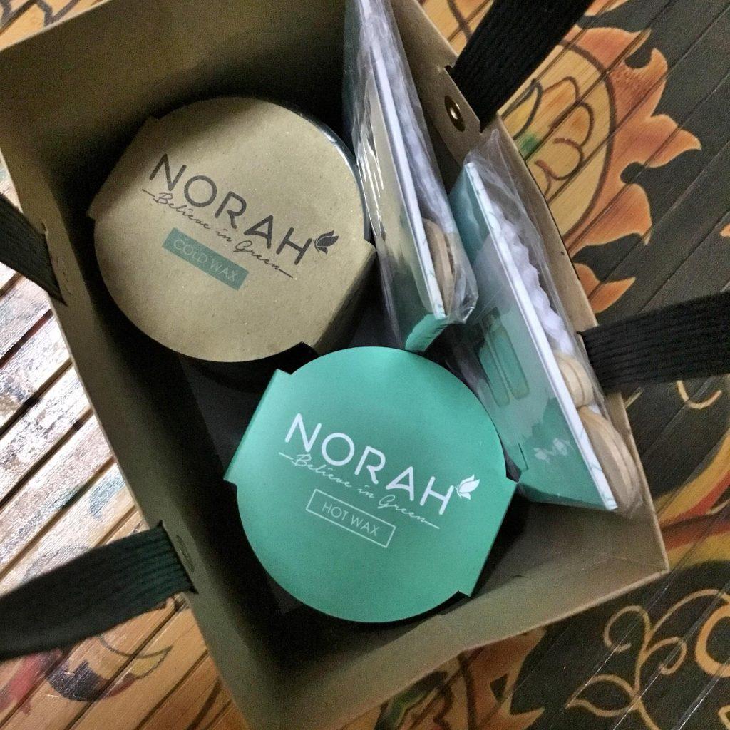 Norah Beauty: Kali pertama cuba Norah Organic Hair Removal, terus jatuh hati!