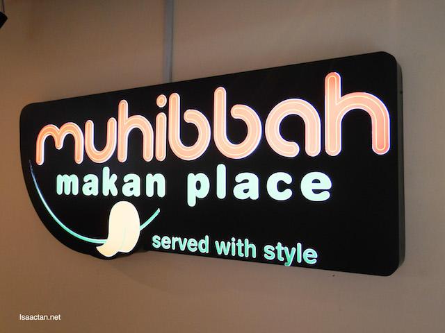 Muhibbah Makan Place Food Court @ Plaza Alam Sentral, Shah Alam